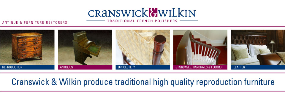 Cranswick and Wilkin logo